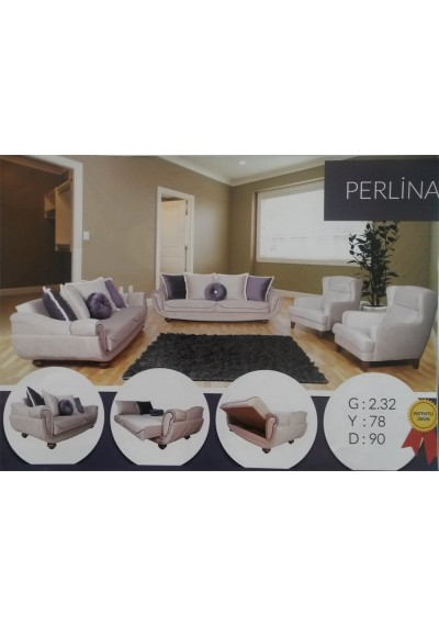 Perlina Koltuk Takımı