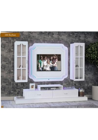 100 Reyhan TV Ünitesi