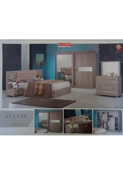 Alyans Yatak Odası