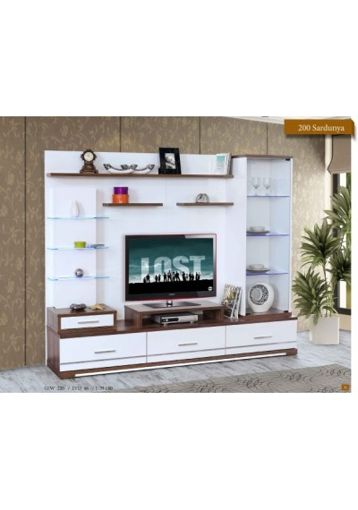 200 Sardunya TV Ünitesi